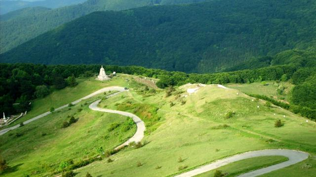 Болгарские горы летом