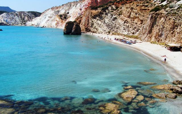 Лазурное побережье и золотой песок