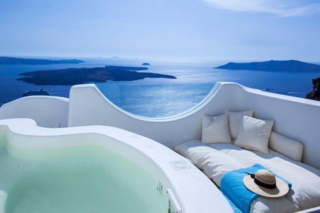 Фешенебельные отели в райском месте