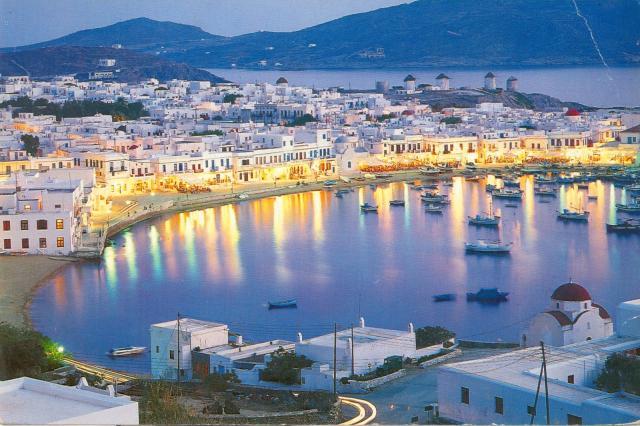 Греческое Средиземноморье