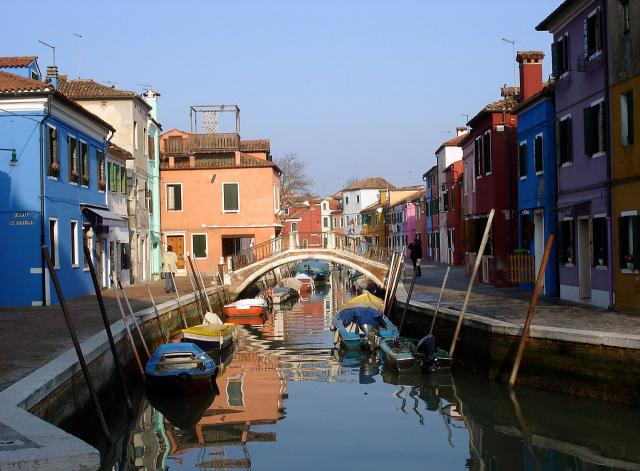 Венеция - город влюбленных и романтики
