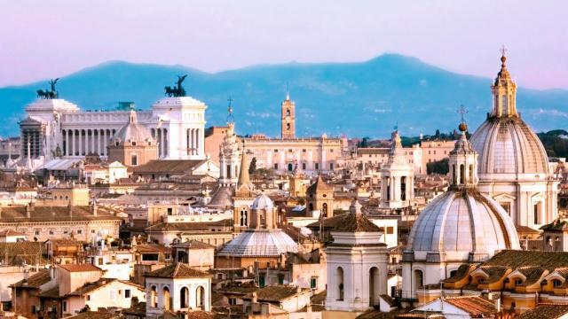 Италия кажется сказочной страной