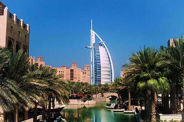 Парус - пример чудес инженерии ОАЭ