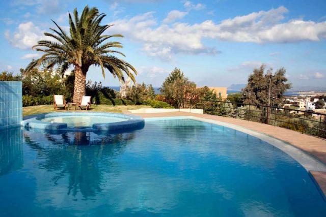 Роскошные отели острова Крит