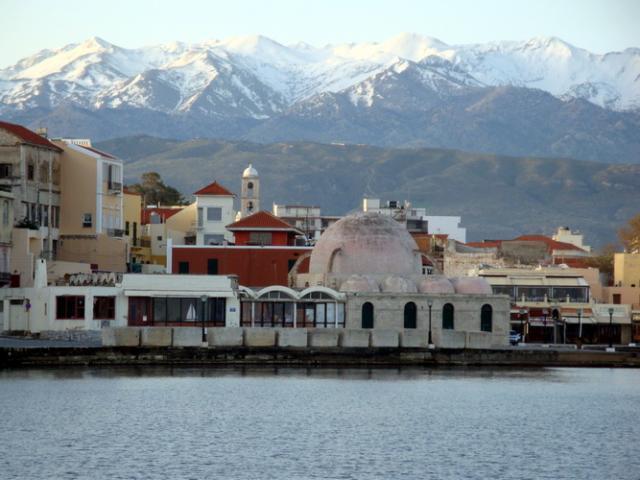 Критские Белые горы
