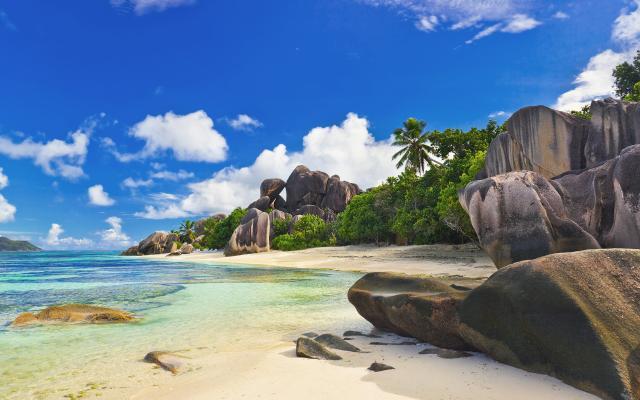 Романтичные Сейшельские острова