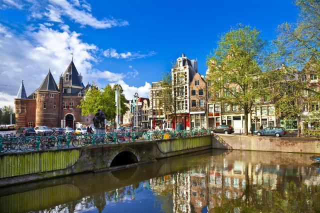 Северная Венеция: Амстердам
