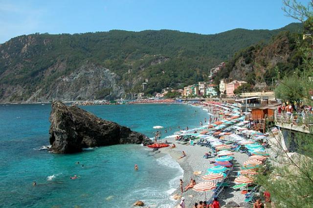 Итальянский берег