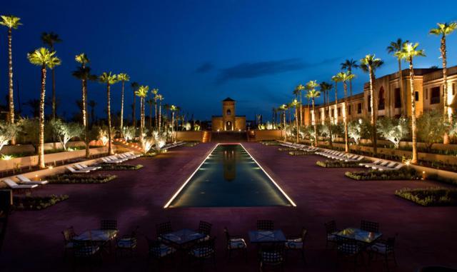 Экзотический восток. Марокко