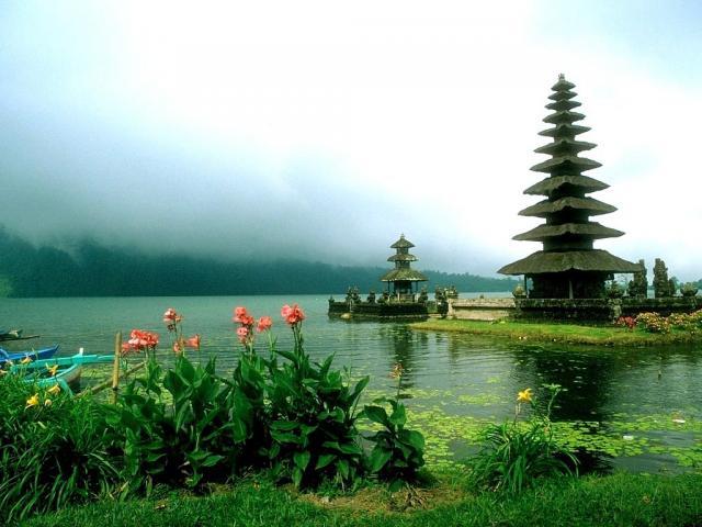 Сказочный Бали