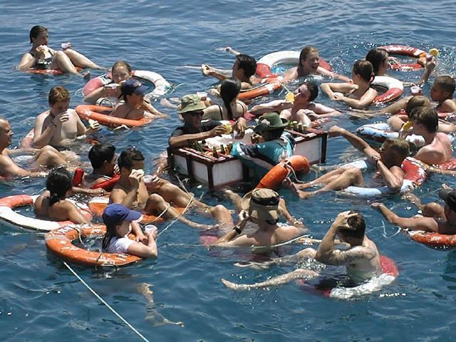Водные развлечения во Вьетнаме