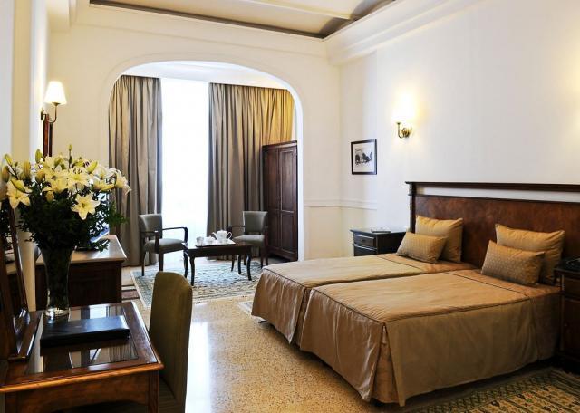 Уютный отельный номер
