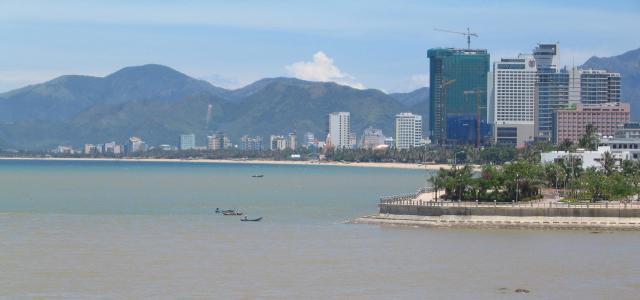 Гостеприимный вьетнамский курорт