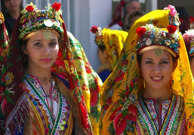 Гостеприимные жители Балкан