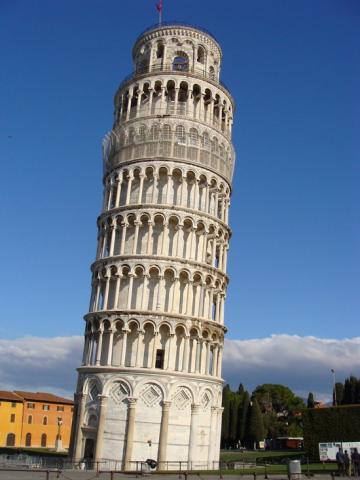 Архитектурные шедевры Пизы