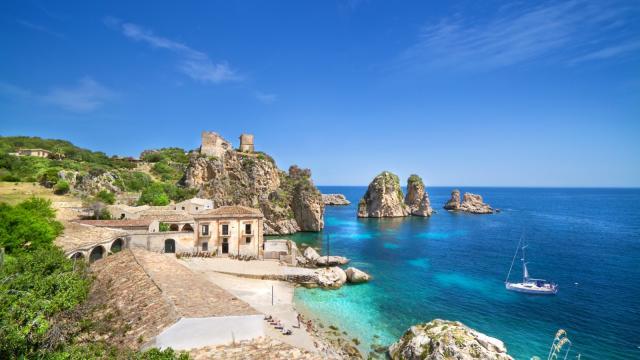 Божественная Сицилия