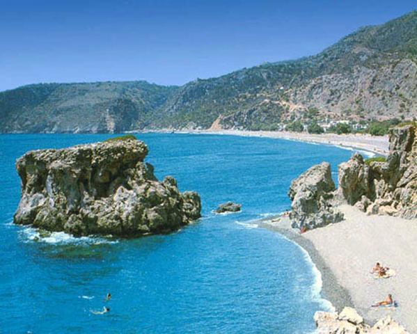 Остров Крит приглашает в истинный рай