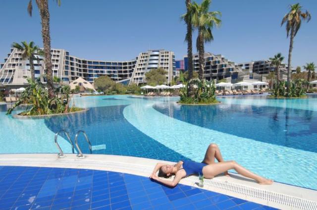 Фешенебельные турецкие отели