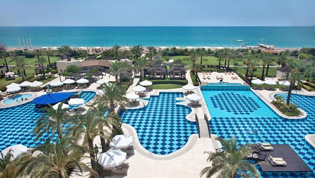 Фешенебельные турецкие курорты угодят всем