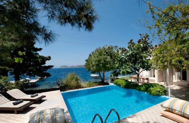 Всегда гостеприимный турецкий берег