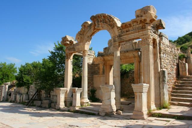 Дыхание истории в сказочной Турции