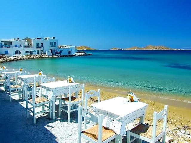 Сказочный отдых на пляжах Греции